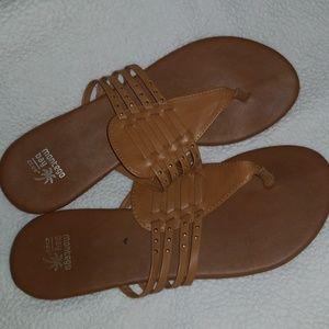 Gently worn sandals!